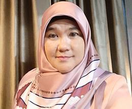 Fauziah - HR & IR Specialist